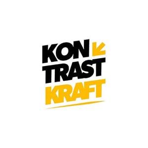 Das Logo der KONTRASTKRAFT Werbeagentur